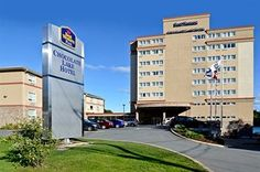 Best Western Plus Chocolate Lake Hotel, Halifax. Located in Downtown Halifax, Nova Scotia in Canada is the Best Western Plus Chocolate Lake Hotel. It is aptly named so because the property overlooks the amazing Chocolate Lake from $132 per night!!