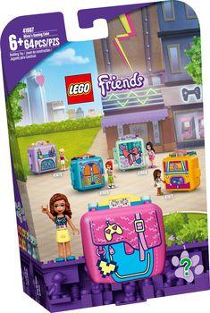 Lego Friends, Friends Set, All Toys, Kids Toys, Legos, Cubes, Play Cube, Construction Lego, Lego Creative