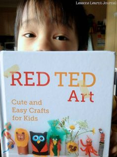 A free printable excerpt from Red Ted Art: Cute and Easy Crafts for Kids to make a super cute hobby horse from a sock. A SOCK! I kid you not!