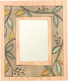 Buy Frame with Beautifully simple birch picture frame with flowing blue and green gold vines. Every Sticks original art piece is made to order and created by hand with love in Des Moines, Iowa, USA. Wood Burning Crafts, Wood Burning Patterns, Wood Burning Art, Wood Crafts, Handmade Picture Frames, Picture Frame Crafts, Arts And Crafts For Teens, Diy Arts And Crafts, Sticks Furniture