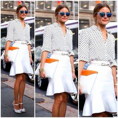 How to Chic: OLIVIA PALERMO - STREET STYLE