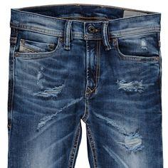 Diesel Tepphar Washed Slim Jeans-product