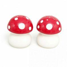 Sel et Poivre champignons