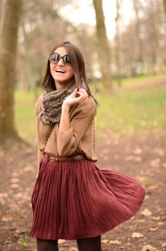 fall, classy and comfy all at once  thats multi-tasking :D