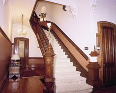 Victorian Staircases