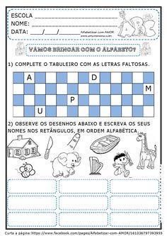 Alfabetizar com AMOR: 2º ano