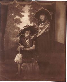 mum and sister