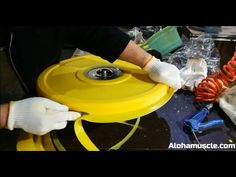 Urethane (PU) Bumper Weight Plates Manufacturing Process from China Factory - MANTA - YouTube Bumper Weights, Watercolor Wallpaper Iphone, China, Plates, Gym, Youtube, Weights, Exercises, Licence Plates