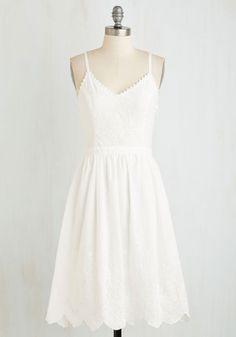 ead1121aeee Affable Aura Dress  sundress White Dress Summer