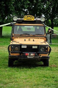 Camel Trophy 110 Station Wagon