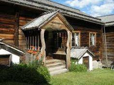 Bildresultat för järvsö hälsingland Swedish Cottage, Scandinavian Design, Curb Appeal, Doors, House Styles, Home Decor, Cooking, Decoration Home, Room Decor