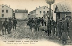 WWI, Orleans