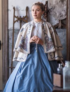 A Look at Some Amazing Costumes From Little Women Rocketman and Once Upon a Time in Hollywood Vanity Fair Movie Costumes, Cool Costumes, Amazing Costumes, Party Costumes, Period Costumes, Vestidos Vintage, Vintage Dresses, 1800s Dresses, Estilo Blair Waldorf