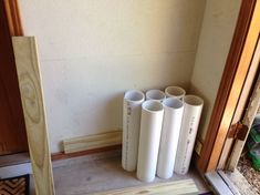 We never imagined doing all this with plain old PVC pipes!