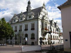 schönebeck salzelmen  | Rathaus