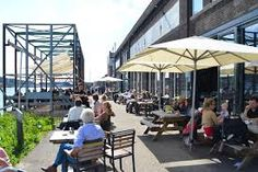 Image result for Picture of the River Ij Stork, Cafe Restaurant, Holland, Amsterdam, Street View, Patio, River, Outdoor Decor, Pictures