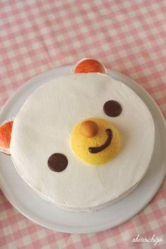 くま my cake by akinoichigo