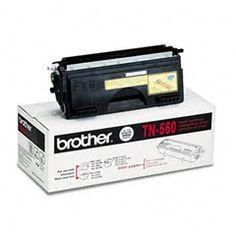 Brother TN-560 Black, High Yield Toner Cartridge - Databazaar.com