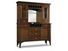 Shop for Hooker Furniture Buffet, 637-75-900, and other Dining Room Cabinets at Russell's Fine Furniture in Santa Clara, CA, California, 95051, Santa Clara County. Display your items with pride with this incredible cabinet. Its classic design and spacious build makes this perfect to display your treasures.