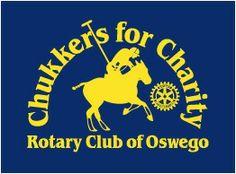 Oswego Rotary Club - Chukkers for Charity www.oswegorotaryclub.org