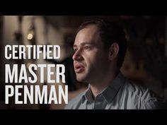 Jake Weidmann Artist and Master Penman