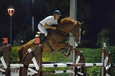 SPOTTED! Who: Andrea Messersì Protected by: KEP Italia Riding: Quima di Villagana When: yesterday Where: in Horses Riviera Resort / Ita What: 140 class Final ranking: 3rd!