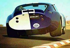 Shelby Cobra Daytona Coupe.