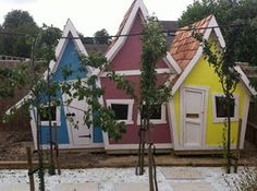 1000 Images About Wacky Playhouse On Pinterest Wooden