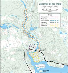Liscombe Lodge Hiking Trails - Nova Scotia hiking!