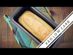 Receitas Vida Low Carb - Pão Low Carb - YouTube