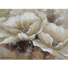 Yosemite Home Decor Revealed Art Full Bloom I Original Painting on Canvas & Reviews | Wayfair