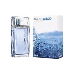 L'EAU PAR KENZO HOMME EDT 100ML Eau par Kenzo para hombre es un perfume chispeante, pero a la vez sobrio y minimalista. Su huella olfativa es pura, fresca, tónica y transparente. Una fragancia que estimula e incita a la serenidad.