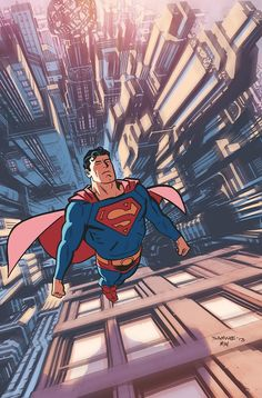 Chris Samnee - Superman