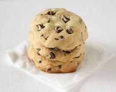 Soft Chocolate Chip Cookies | Kirbie's Cravings | A San Diego food blog
