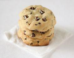 Soft Chocolate Chip Cookies | Kirbie's Cravings | A San Diego food blog