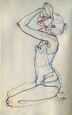 Adara Sanchez Anguiano #иллюстрация #рисунок #искусство #современноеискусство
