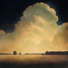 Del Sogni Artist: James McLaughlin Way | Prints for Sale-James Way Cloudscapes
