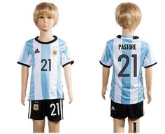 http://www.yjersey.com/argentina-21-pastore-home-youth-2016-copa-america-centenario-soccer-jersey.html Only$35.00 ARGENTINA 21 PASTORE HOME YOUTH 2016 COPA AMERICA CENTENARIO SOCCER JERSEY Free Shipping!