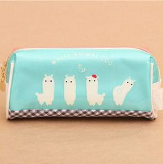This alpaca pencil case ($15). | 27 Outrageously Cute Gifts That Everyone Will Want