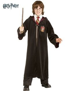 Harry Potter Child Robe | Wholesale Harry Potter Halloween Costumes for Boys