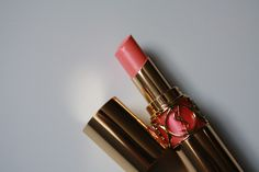 Shimmering Coral by YSL (limited edition)