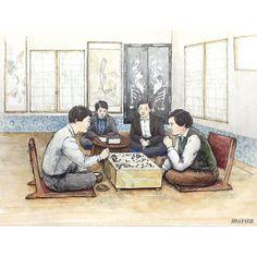 Go-Weiqi-Baduk