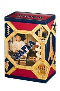 Kapla - educatief speelgoed - Juf Jannie