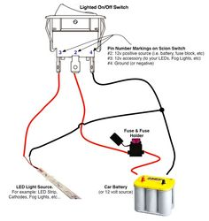 Off road lights wiring diagram Alternate Com Jeep wj