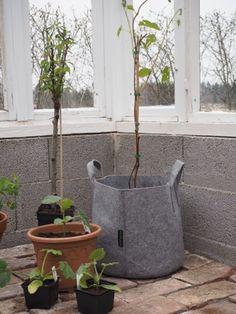 vilikkalan kotisäkki Planter Pots