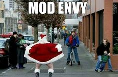 Mod Envy Christmas Show this Sat 12/20/14 with extra giveaways come take a look.   http://vapingundergroundlive.com/