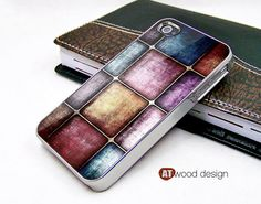 Iphone case iphone 4 case iphone 4s case iphone 4 by Atwoodting, $16.99