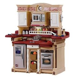 Plastic Play Kitchen Step 2 step2 lifestyle new traditions kitchen | toy kitchens http://www