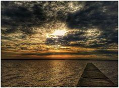 Pier Sky, Celestial, Sunset, Photography, Outdoor, Heaven, Outdoors, Photograph, Heavens