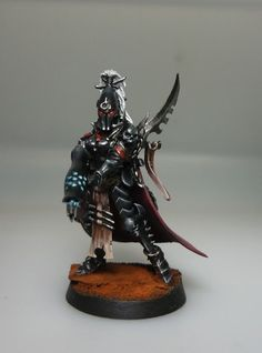 New Dark Eldar kabal